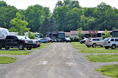 RV Camping at Crystal Lake RV Park