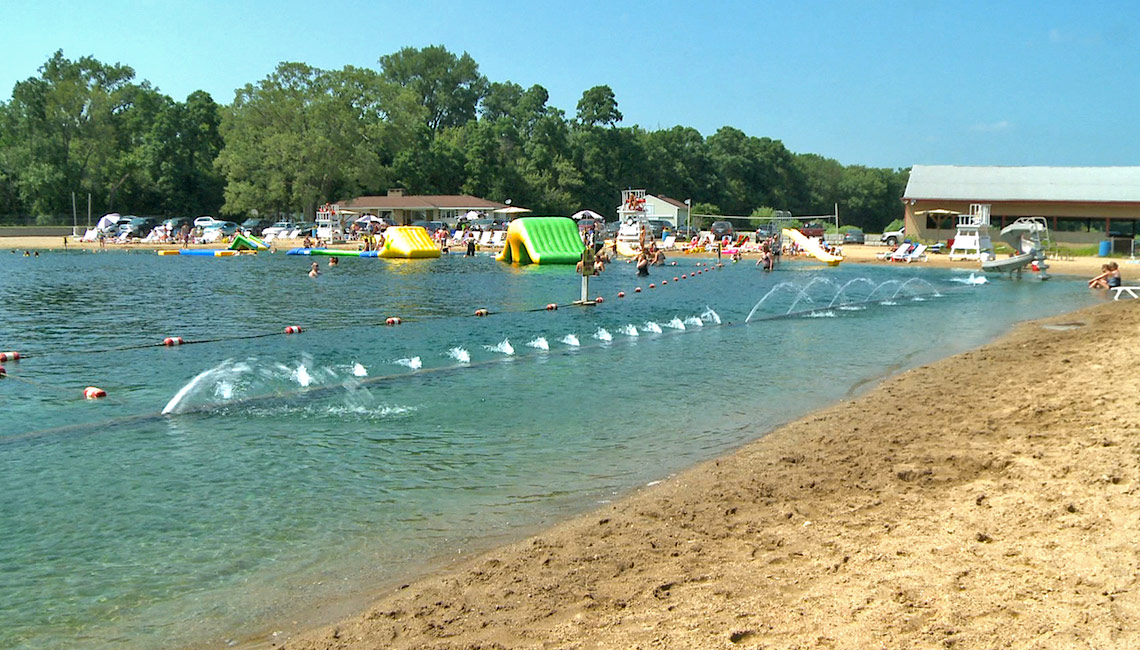 Crystal Lake Il >> Crystal Lake Rv Park Camping Outdoor Recreation In Rock